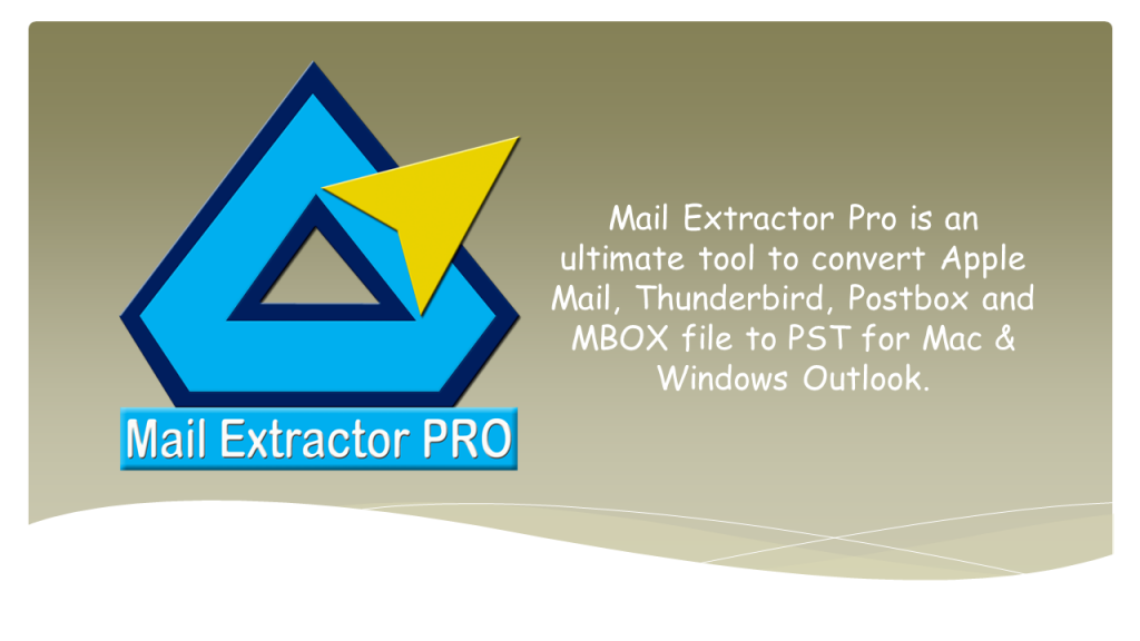 Convert Mac Email to PST for Outlook Mac