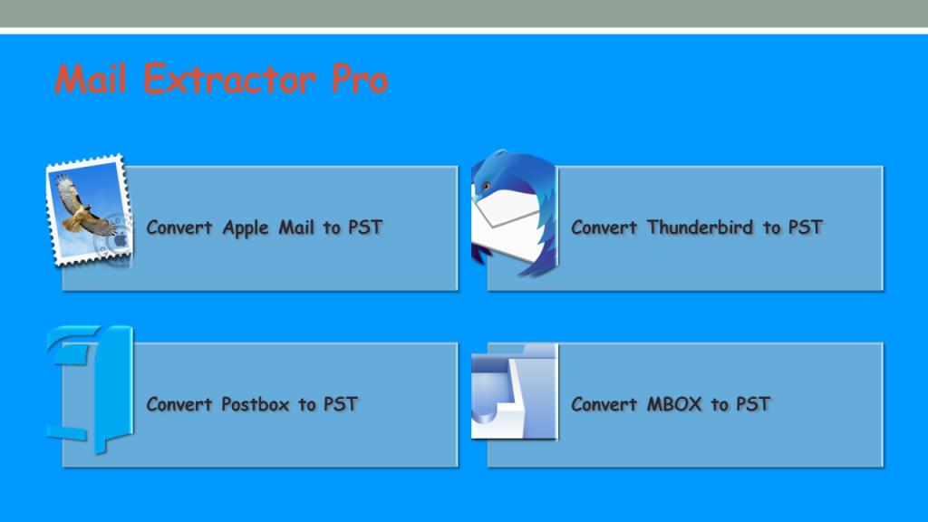 EMLX to Outlook Converter