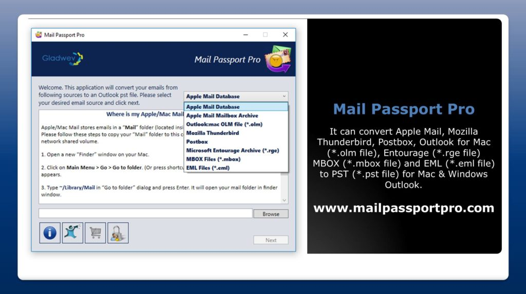 Windows Live mail to Outlook PST