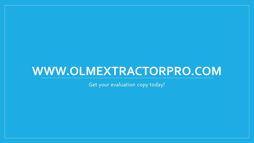 Convert Mac Outlook to EML